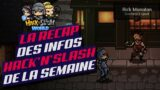 La récap hack'n'slash de la semaine #43 (The Slormancer, W40k Inquisitor, Chaosbane, Dreamscaper…)