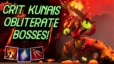 QUINTUPLE Kunais Goes Crazy! We Got NoHit on Some Bosses!   Let's Play Dreamscaper