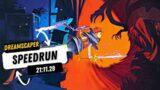 DreamScaper SpeedRun 21:11.29 | 2nd place